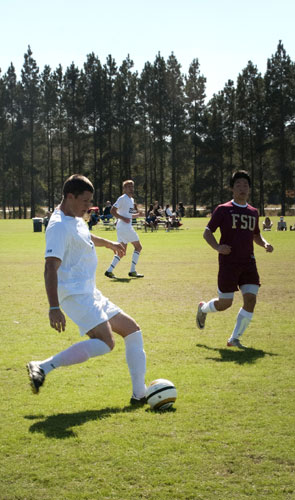 Men's Soccer Club at Georgia Southern.