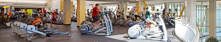 Fitness at Campus Recreation within Georgia Southern University