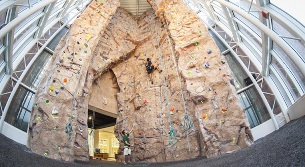 Climbing Wall