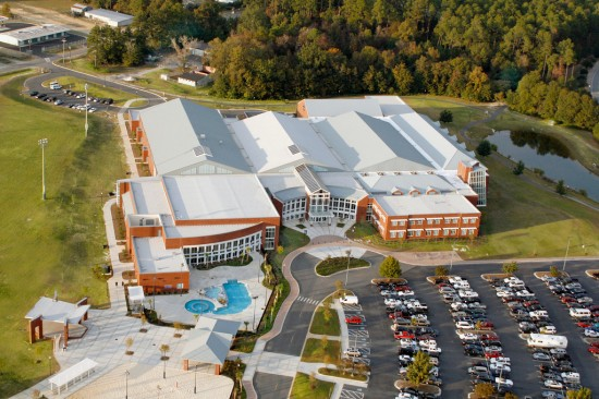 At 215,000 square feet, the RAC among the best recreation facilities in the country.
