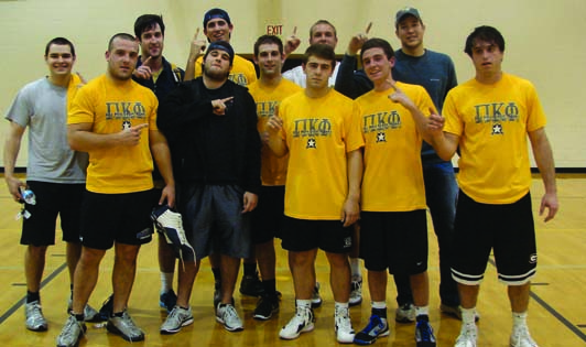 BB Champs - Fraternity - Pi Kappa Phi - S2013