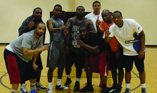BB Champs - Men's A - Strokin' From Deep - S2013