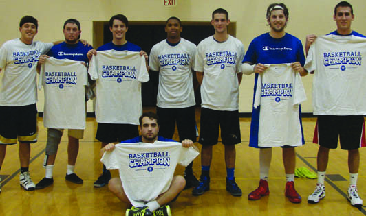 BB Champs - Men's C - Insecure White Males - S2013