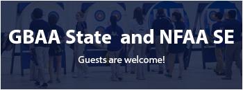GBAA State Indoor and NFAA SE Indoor Sectionals